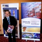 PBG at a conference on welding