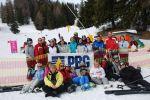 Winter team-building trip – Folgarida
