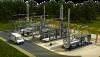 Stacja osuszania i usuwania H2S i CO2 z gazu ziemnego, Borzęcin