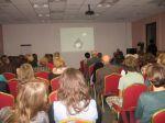 Wykład Janusza Kapusty pt. K-dron między nauką a sztuką, 29.10.2013, Skalar Office Center, Ośrodek Doskonalenia Nauczycieli